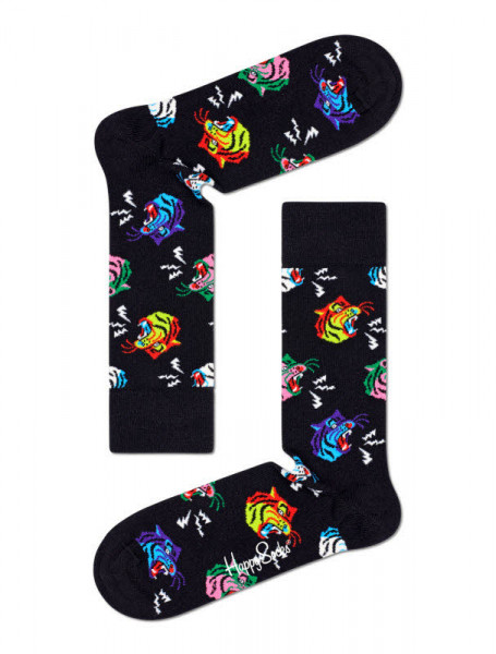 """Happy Socks """"Tiger Sock"""""""