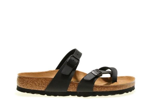 Birkenstock Fußbettpantolette mit Zehensteg - Bild 1