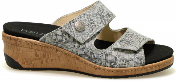 Hauer Fußbettpantoffel