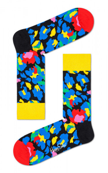 "Happy Socks ""Leopard Sock"""