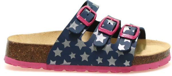 Superfit Fußbettpantoffel