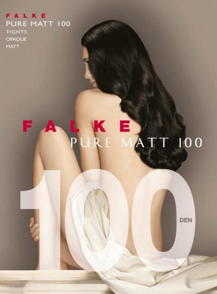 Falke Pure Matt 100 DEN Strumpfhose - Bild 1