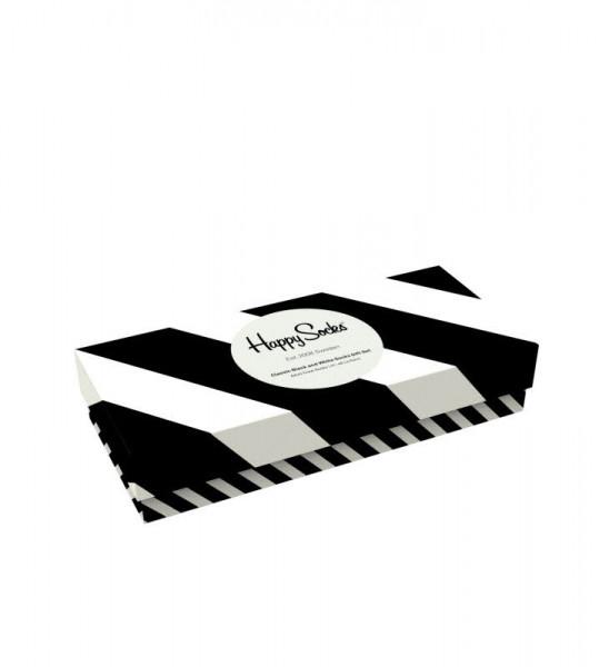 Happy Socks 4-Pack Classic Black - Bild 1