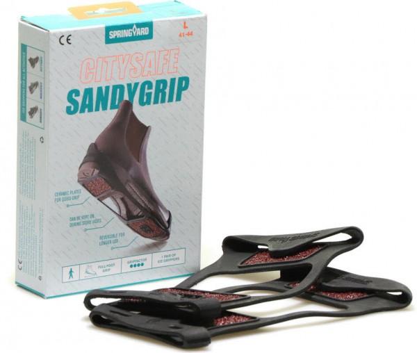 Springyard Sandy Grip City Safe