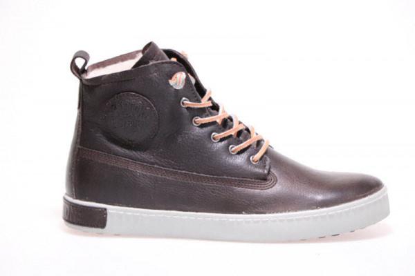 Blackstone Sneaker mit Lammfell - Bild 1