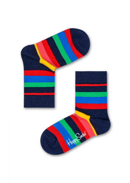 Happy Socks Kids Stripe Sock