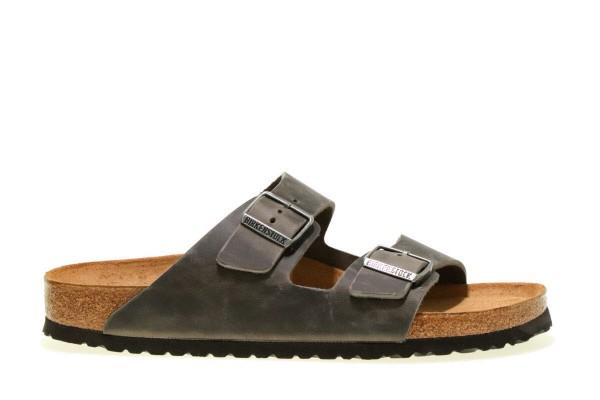 Birkenstock Fußbettpantoffel mit weichem Fußbett - Bild 1