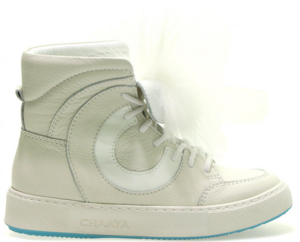 "Chaaya Sneaker ""Mikada Fur"""