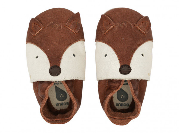 Bobux Softsoles Foxy