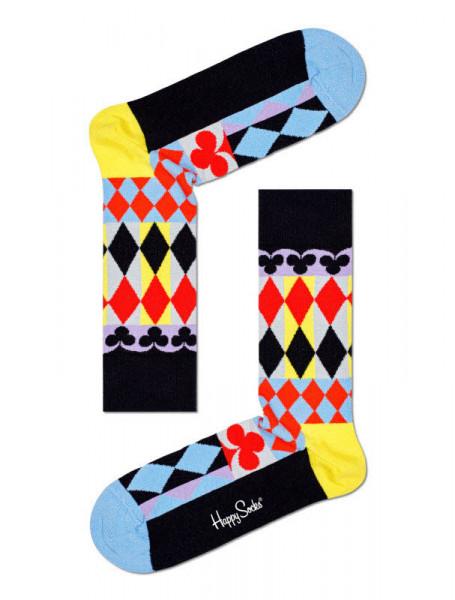 Happy Socks Abstract Cards Sock