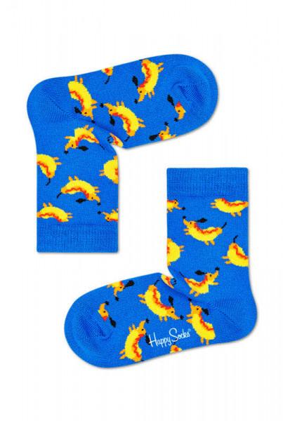 """Happy Socks """"Kids Hot Dog Dog Sock"""""""