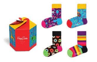 Happy Socks Kids Carousel Gift Box