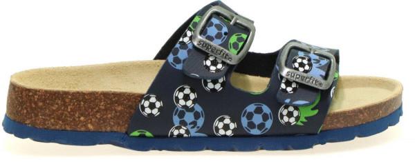 """Superfit Fußbettpantoffel """"FUSSBALL"""""""