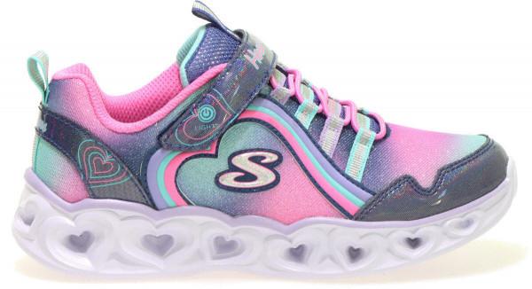 """Skechers Sneaker """"HEART LIGHTS RAINBOW"""""""