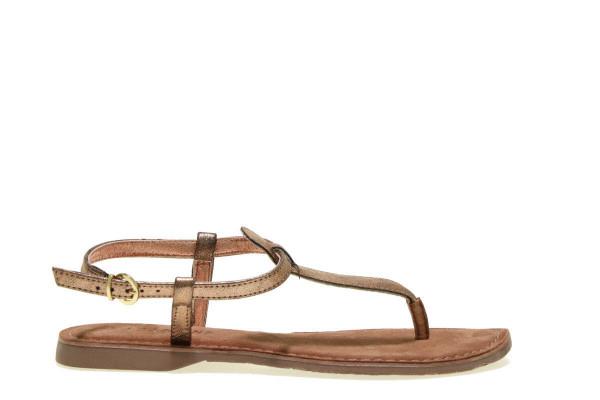 Lazamani Sandale mit Zehensteg - Bild 1
