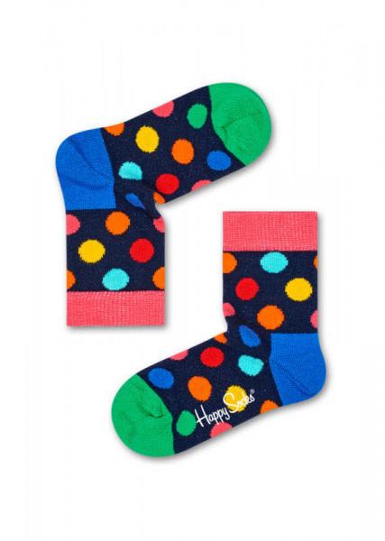 Happy Socks Kids Big Dot Sock