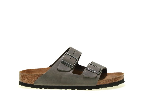 Birkenstock Fußbettpantoffel mit Weichbettung - Bild 1
