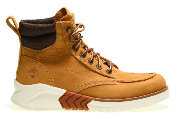 Timberland Boots mit Sneakersohle - Bild 1