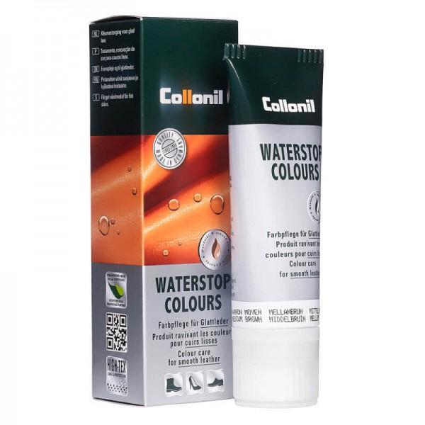 Collonil Waterstop Colours mittelbraun 75 ml