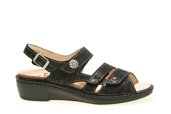 Finn Comfort Sandale mit Wechselfußbett - Bild 1