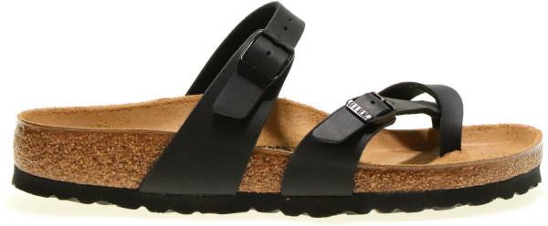 Birkenstock Fußbettpantolette mit Zehensteg - Bild 3