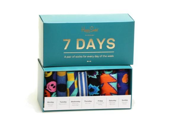 Happy Socks Seven Days Gift Box