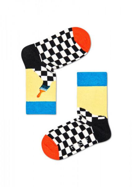 Happy Socks Kids Paint Sock