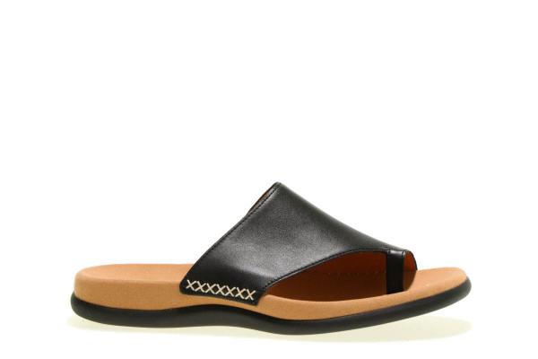 Gabor Fußbettpantolette mit Zehensteg - Bild 1