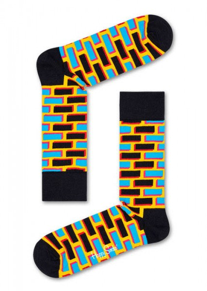 Happy Socks Brick Sock