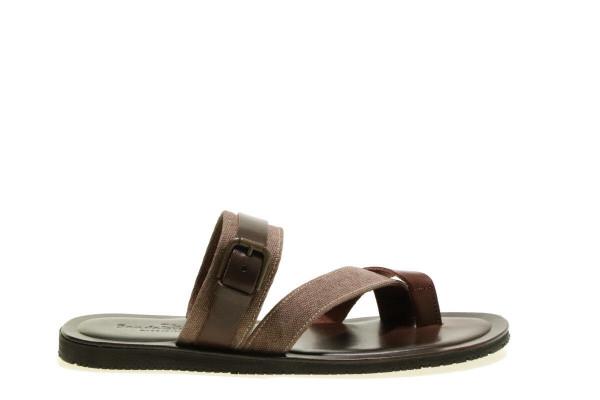 The Sandals Factory Pantolette mit Zehensteg - Bild 1